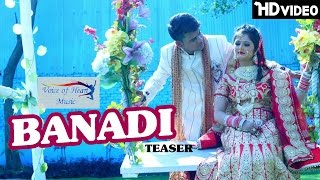 Banadi (Teaser)   Raj Sherry   Anjali Raghav   Farista   Latest Haryanvi Songs 2017   VOHM