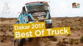 Best Of Truck - Dakar 2017