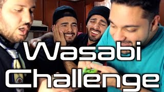 getlinkyoutube.com-HILARIOUS WASABI Challenge!!