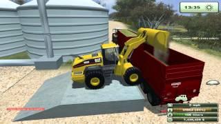 getlinkyoutube.com-OGF FSM AUSTRALIA MAP Farming Simulator 2013  #1