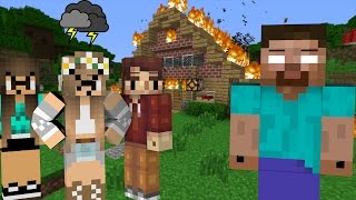 getlinkyoutube.com-Why Herobrine Has No Friends - Minecraft
