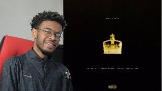 Kendrick Lamar & Jay Rock   KINGS DEAD REACTION/REVIEW