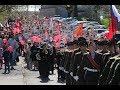 9 мая 2018 Бессмертный полк в Стрельне