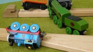 getlinkyoutube.com-Thomas and Friends Special: The Unwanted Engine Part 1/2