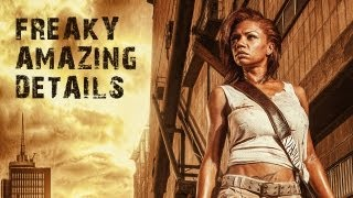 FREAKY AMAZING DETAILS (Photoshop Tutorial by Calvin Hollywood)
