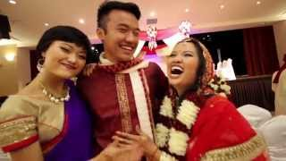 getlinkyoutube.com-My Big Fat Indian Hmong Wedding