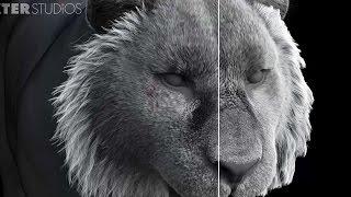 getlinkyoutube.com-3D Hair and Fur VFX Demo Reel by Dexter Studios (Zelos Fur R&D)