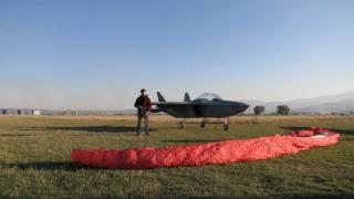 """getlinkyoutube.com-Flight of the """"Archon SF1"""" Aircraft."""