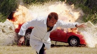 getlinkyoutube.com-Slow Mo Car Explosion - The Slow Mo Guys