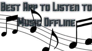 getlinkyoutube.com-Best App to Listen To Music Offline