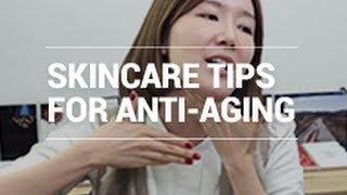 getlinkyoutube.com-Skincare Tips for Anti-aging  by Cosmetics and Food