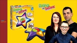 getlinkyoutube.com-COMMENT FAIRE UN BUZZ ?!? Info ou Intox le jeu bien cool   Family Geek