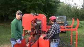 getlinkyoutube.com-Home Made Wood Processor