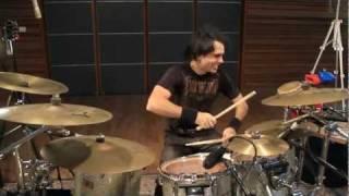 getlinkyoutube.com-American Idiot - Green Day - Drum Cover - Fede Rabaquino