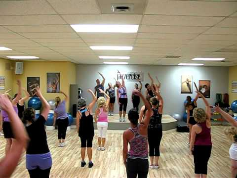 Jazzercise to Party Rock Anthem