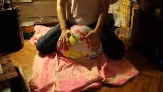 getlinkyoutube.com-sit pop beach ball and balloons