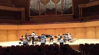 getlinkyoutube.com-Paganini Rhapsody (チャンヒナ張日妮 zhangrini Hinazhang)chinese violin