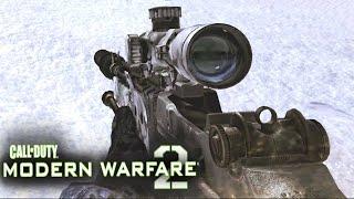 getlinkyoutube.com-CALL OF DUTY  Modern Warfare 2 Sniper Stealth Mission Gameplay Veteran