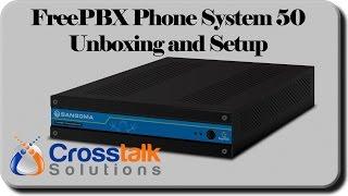 getlinkyoutube.com-FreePBX Phone System 50 Unboxing and Setup