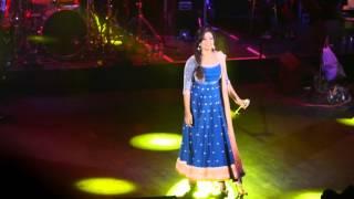"getlinkyoutube.com-Shreya Ghoshal sings ""Deewani Mastani""  Eventim Apollo London 2016"