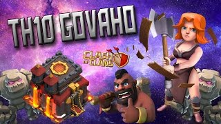 getlinkyoutube.com-Clash of Clans: BEST TOWN HALL 10 ATTACK STRATEGY FOR NEW TH10's!!!!! |GoVaHo|