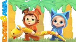 😻 Nursery Rhymes & Baby Songs | Best Nursery Rhymes and Kids Songs from Dave and Ava 😻