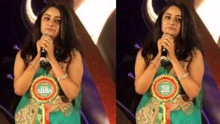 getlinkyoutube.com-Namitha Pramod Navel Exposure