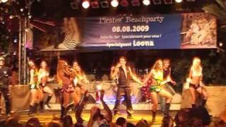 EP Beach Party !!! 08 082009 Loona Bailando