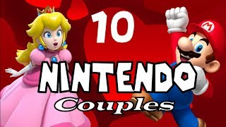 getlinkyoutube.com-Top 10 - Nintendo Gaming Couples! [OUTDATED]