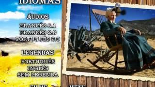 MENU DVD Os Daltons Contra Lucky Luke width=