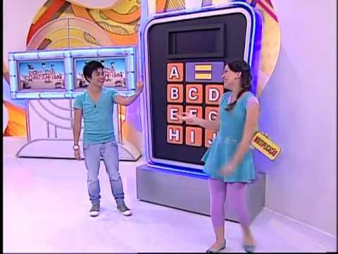 Bom Dia & Cia - Priscilla e Yudi se divertem no jogo da Multiplicação