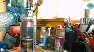 getlinkyoutube.com-Free piston Stirling engine with high speed