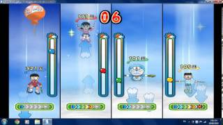 getlinkyoutube.com-Doraemon Wii - MINIGAMES!!!!!!! :3
