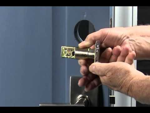 Schlage BE468 Installation