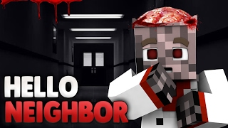 GEHIRNWÄSCHE ?!😰 | Minecraft Hello Neighbor