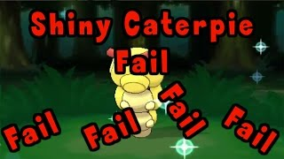 getlinkyoutube.com-Shiny Caterpie Pokeradar Fail