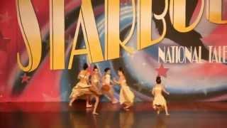 getlinkyoutube.com-Dance Moms Miami - Devasted (Full Group Dance)