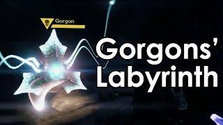 getlinkyoutube.com-Destiny: Vault of Glass Raid Guide - Gorgons' Labyrinth (Chests, Kill a Gorgon and Escape)