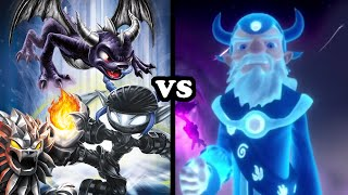 Skylanders Trap Team - Evil Skylanders VS Eon - REBELLION