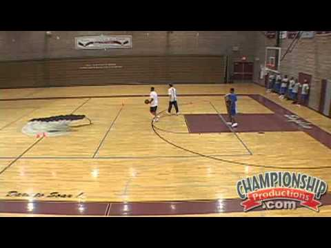 Point Guard Drills with Rose and Calipari
