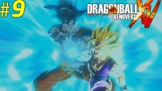 getlinkyoutube.com-Dragon Ball Xenoverse Story Mode Gameplay Part 9: SSJ2 Gohan Defeats Cell!