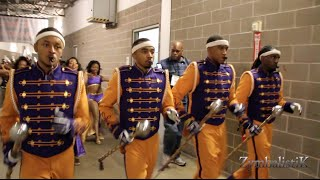 getlinkyoutube.com-Alcorn State Sounds of Dynomite - Marching out SWAC Championship (2014)