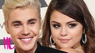 getlinkyoutube.com-Selena Gomez Reacts To Justin Bieber Huge Grammys Moment - VIDEO