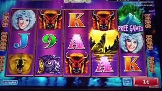 getlinkyoutube.com-Northern Treasure slot machine at Sands casino