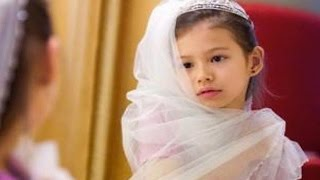 getlinkyoutube.com-8-year-old Yemeni Child Bride Dies on Wedding Night!