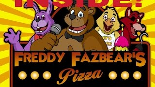 getlinkyoutube.com-The Truth Behind - Freddy Fazbears Pizza! (Inside Footage)!