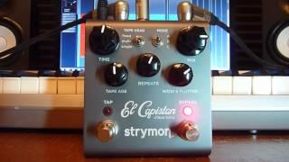 getlinkyoutube.com-Strymon El Capistan - My 10 Favorite Sounds
