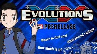getlinkyoutube.com-Evolutions Prerelease - EVERYTHING YOU NEED TO KNOW!!