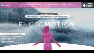 getlinkyoutube.com-PhotoMotion - Professional 3D Photo Animator  - After Effects | Videohive Projects