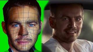 getlinkyoutube.com-Paul Walker creado en Computadora- ¿El Fin de los actores en la vida real? CGI